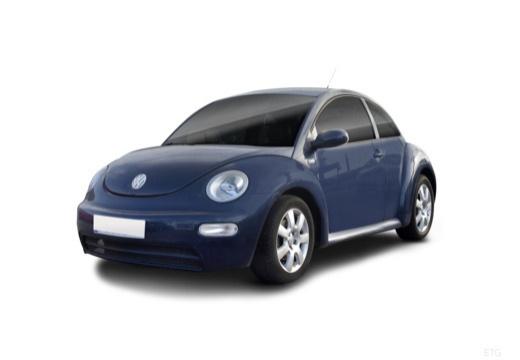 VOLKSWAGEN New Beetle I coupe niebieski jasny przedni lewy