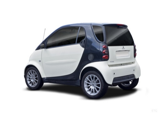 SMART fortwo city/ coupe tylny lewy