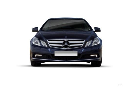 MERCEDES-BENZ Klasa E Cabrio A 207 I kabriolet przedni