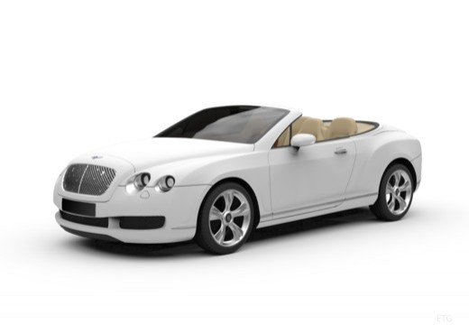 BENTLEY Continental GTC I kabriolet przedni lewy