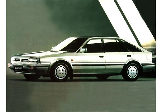 NISSAN Bluebird Hatchback