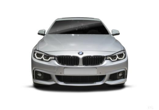 BMW Seria 4 Gran Coupe F36 II hatchback przedni