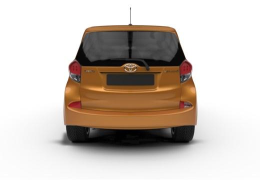 Toyota Verso-S hatchback tylny