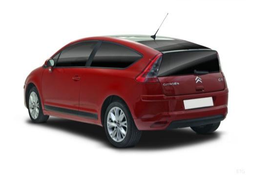CITROEN C4 II hatchback tylny lewy