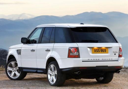 LAND ROVER Range Rover Sport III kombi biały tylny prawy
