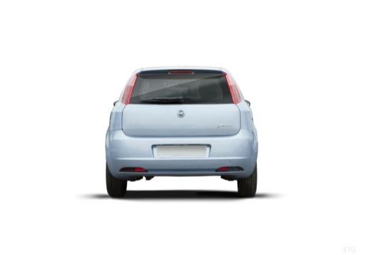 FIAT Punto Grande hatchback tylny
