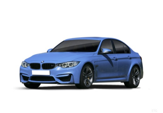 BMW Seria 3 F30 sedan przedni lewy