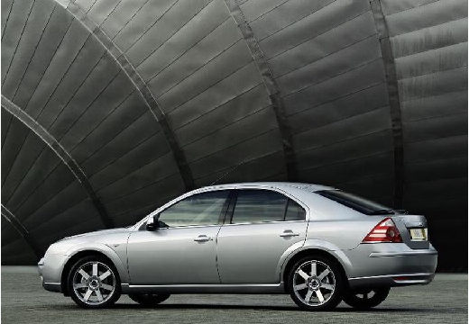 FORD Mondeo V hatchback silver grey tylny lewy