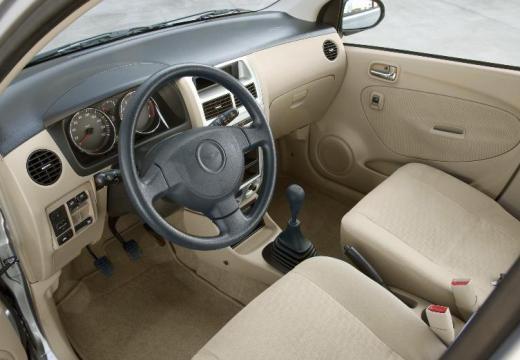DAIHATSU Cuore VI hatchback silver grey tablica rozdzielcza