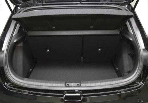 HYUNDAI i20 Coupe hatchback przestrzeń załadunkowa