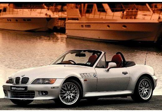 BMW Z3 E36/7 roadster silver grey przedni lewy