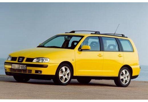 SEAT Cordoba kombi żółty przedni lewy