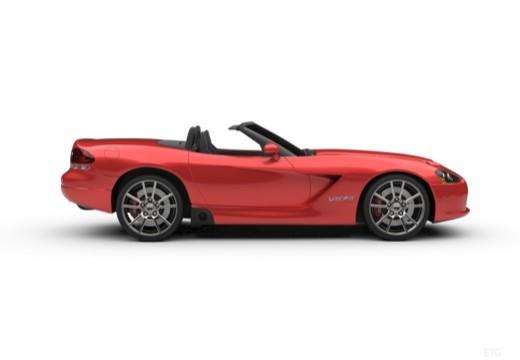 DODGE Viper roadster boczny prawy