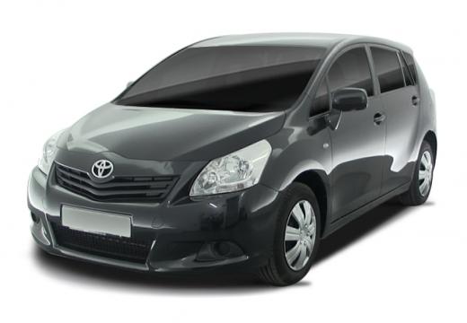 Toyota Verso I kombi mpv czarny