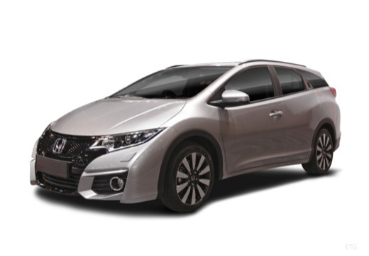 HONDA Civic 1.6 i-DTEC Executive ADAS / Connect + Kombi Tourer II 120KM (diesel)