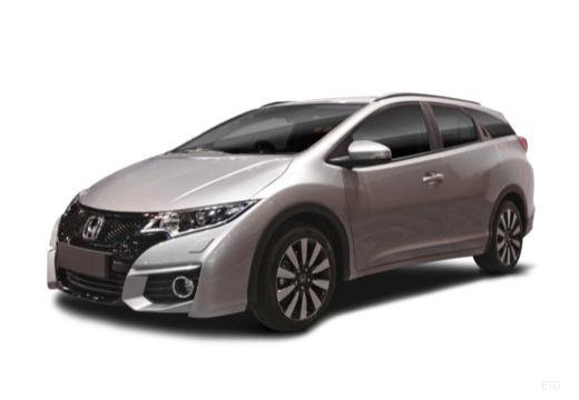 HONDA Civic 1.8 Lifestyle ADAS Kombi Tourer II 142KM (benzyna)