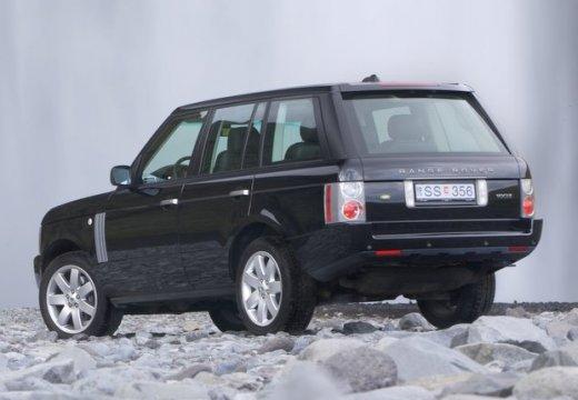 LAND ROVER Range Rover IV kombi czarny tylny lewy