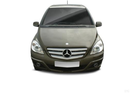 MERCEDES-BENZ Klasa B II hatchback przedni