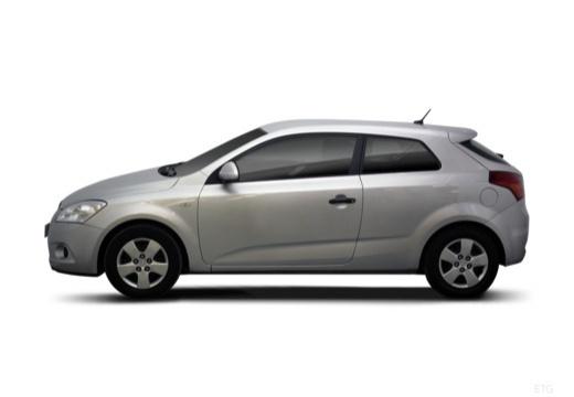 KIA Ceed Proceed II hatchback boczny lewy