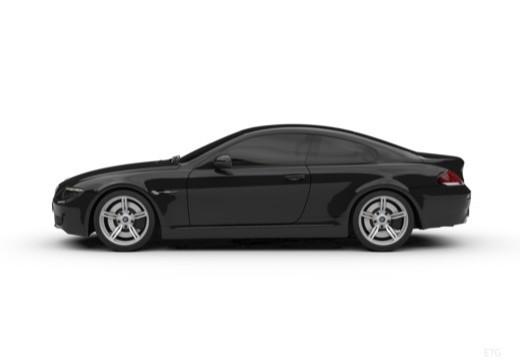 BMW Seria 6 E63 II coupe boczny lewy
