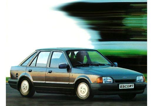 FORD Escort hatchback szary ciemny przedni prawy