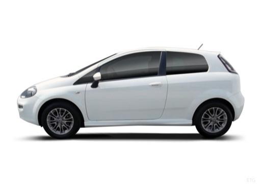 FIAT Punto II hatchback boczny lewy