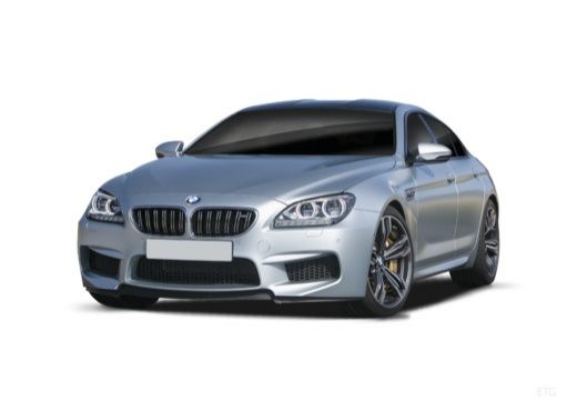 BMW Seria 6 Gran Coupe F06 I sedan