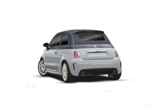 FIAT 500 C I kabriolet tylny lewy