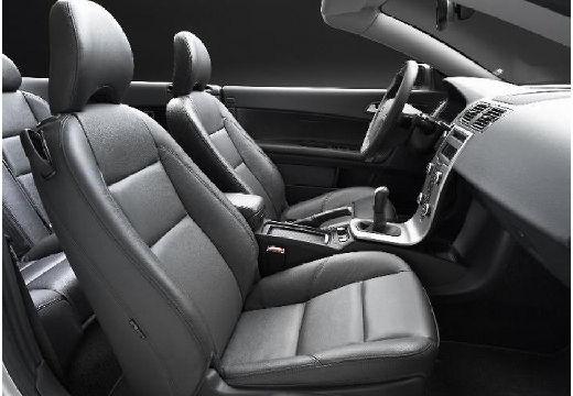 VOLVO C70 Cabrio II kabriolet wnętrze