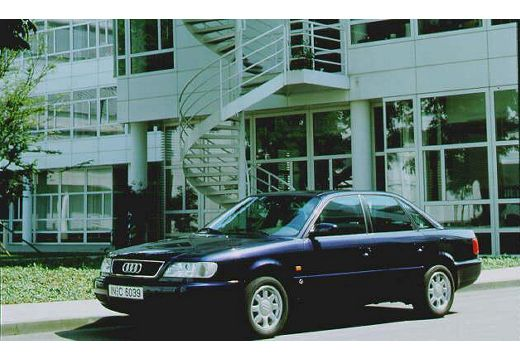 AUDI A6 2.5 TDI Quattro Sedan /S6 C4 140KM (diesel)