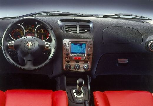 ALFA ROMEO 147 1.6 T.S. Progression Hatchback I 105KM (benzyna)