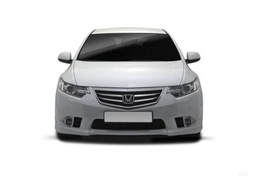 HONDA Accord VIII sedan biały przedni