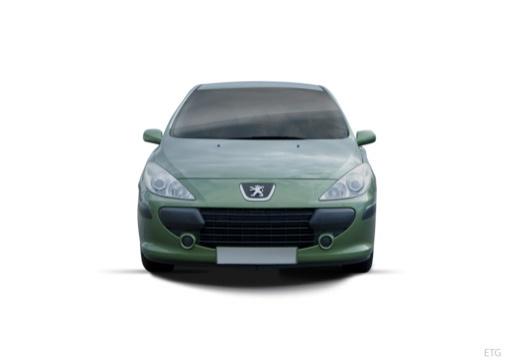 PEUGEOT 307 hatchback przedni