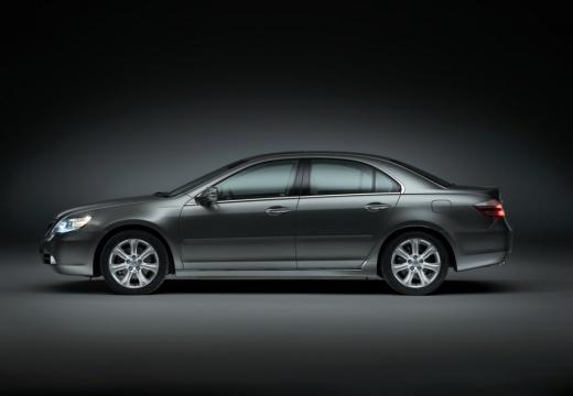 HONDA Legend sedan szary ciemny boczny lewy