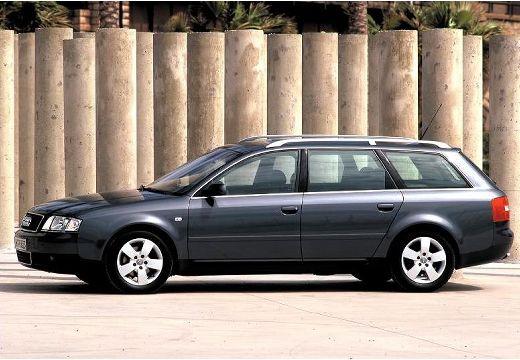 Audi A6 S6 Avant 4b Ii Kombi Czarny Przedni Lewy
