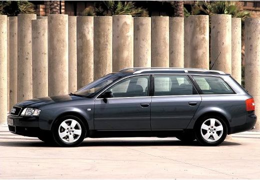 AUDI A6 Avant 1.8T Kombi /S6 4B II 150KM (benzyna)