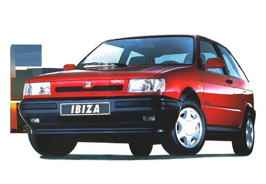 SEAT Ibiza 1.2 Olympico 92 Hatchback I 63KM (benzyna)