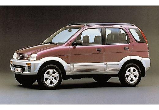 DAIHATSU Terios CXS Kombi I 1.3 83KM (benzyna)