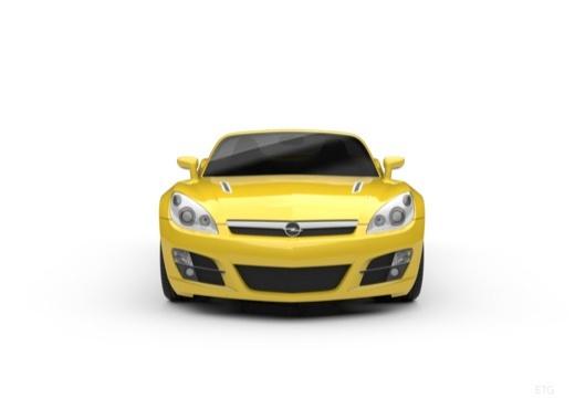 OPEL GT roadster przedni