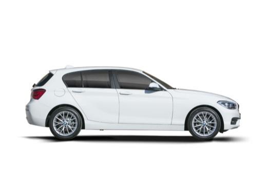 BMW Seria 1 F20 II hatchback boczny prawy
