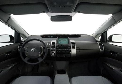 Toyota Prius I hatchback tablica rozdzielcza