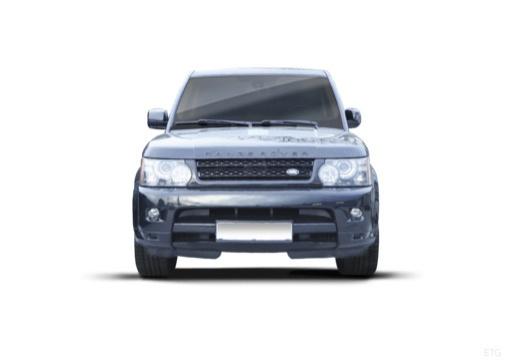 LAND ROVER Range Rover Sport III kombi czarny przedni