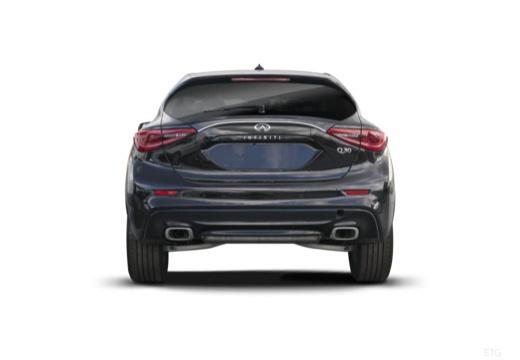 INFINITI Q30 I hatchback tylny