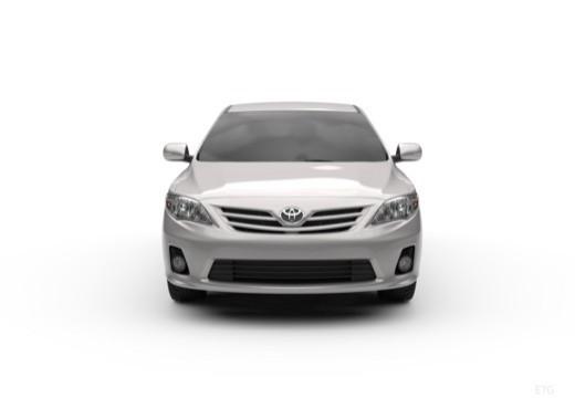 Toyota Corolla II sedan przedni