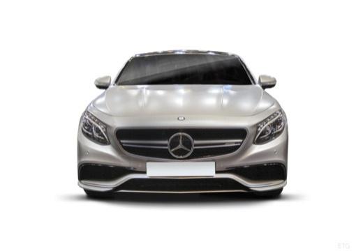 MERCEDES-BENZ Klasa S Coupe I coupe przedni