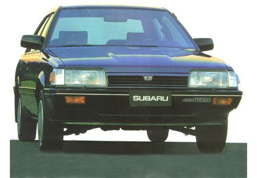 SUBARU Sedan 1.8 GT Injection 105KM (benzyna)