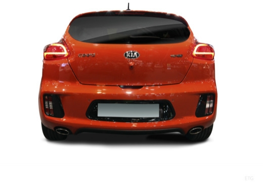 KIA Ceed Proceed V hatchback tylny
