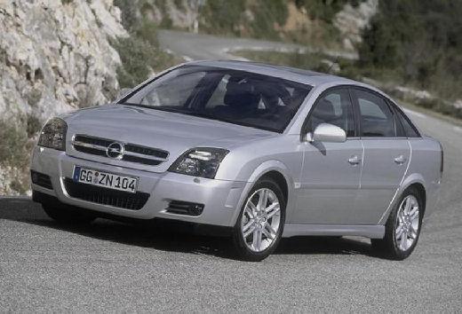 OPEL Vectra C I hatchback silver grey przedni lewy