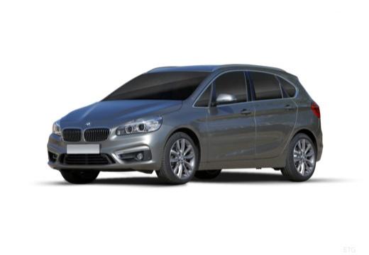 BMW Seria 2 kombi przedni lewy