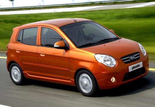 KIA Picanto 1.1 CRDi Comfort Hatchback II 1.2 75KM (diesel)